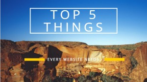 Top 5 Things Ever Website Neets