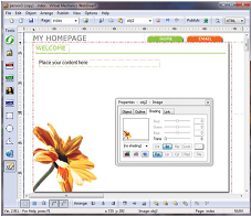 Get WebDwarf Free Easy Web Page Maker Software